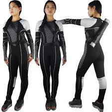 the hunger games cosplay costume halloween costume hunger games