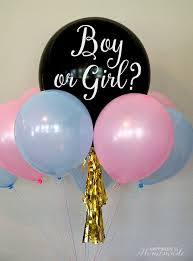 baby gender reveal ideas happiness is