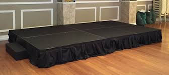 Laminate Flooring Skirting Dressing Up The Stage Staging Concepts