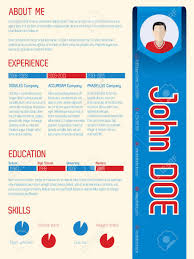 modern curriculum vitae template cool modern curriculum vitae template design with arrow ribbon