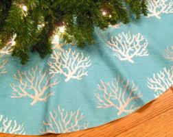 48 coastal tree skirt tree by kaysgeneralstore