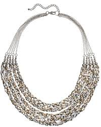 beaded necklace styles images Sonoma life style bead braided multistrand necklace where to buy jpg