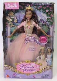 anneliese barbie doll king dominick african american princess