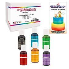 chefmaster food coloring cake decorating supplies ebay