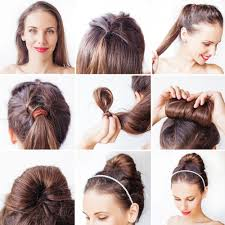 diy party updos lionesse flat irons