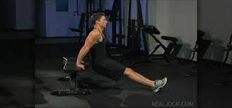 Triceps Bench Dips How To Do Triceps Bench Dips With Feet On Floor Body Sculpting