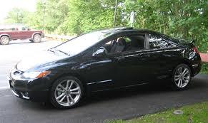 black si coupes with black rims 8th generation honda civic forum