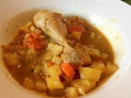 cocotte terre cuite poulet en cocotte minute au curry et ses légumes recette de