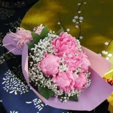 peonies flower delivery sg florists pink peony bouquet singapore wedding flowers free