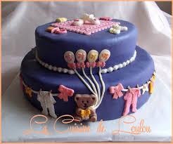 cuisine de gateau gâteaux naissance la cuisine de loulou