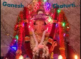 ganesh chaturthi celebration at home sirsi karnataka india