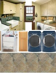 Decor For Laundry Room by Laundry Room Layout With Cool Laundry Room Overhaul Design For