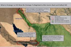 Baghdad Map Why Does Baghdad Let Isis Keep Winning