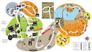 Kansas City Map Improving The User Experience Of The Kansas City Zoo Map Light
