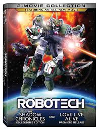 robotech u0027 final battle and more toon action on dvd animation
