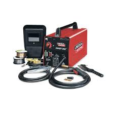 ofertas en black friday home depot lincoln electric 88 amp handy mig wire feed welder with gun mig