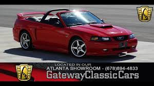 2002 mustang gt convertible specs 2002 ford mustang gt roush stage 2 gateway cars of