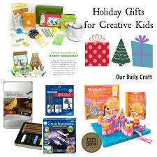 creative gifts for great gift ideas for creative kids our daily craft