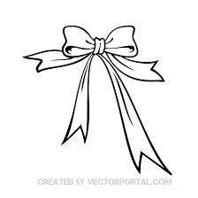 black and white ribbon bow ribbon drawing at getdrawings free for personal use bow