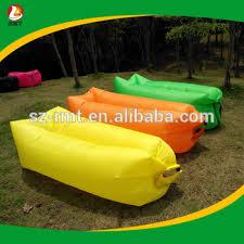 2017 summer hottest beach inflate sleeping bag air sofa lazy bag