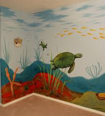 Best Mural Designs For Kids Images On Pinterest Wall Murals - Kids room wallpaper murals