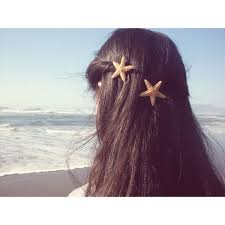 starfish hair clip the 25 best starfish hair ideas on ribbon