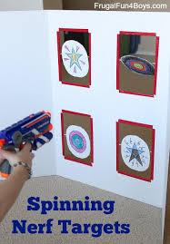 target black friday 2016 board games spinning nerf targets u2013 diy cardboard toy spin target and nerf
