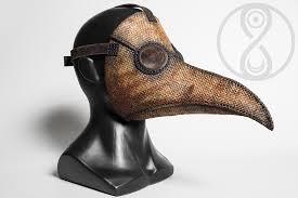 real plague doctor mask scarecrow plague doctor mask by lahmattea on deviantart