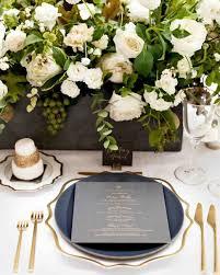 Gray And Gold A Stylish Gray And Gold Seattle Wedding Martha Stewart Weddings