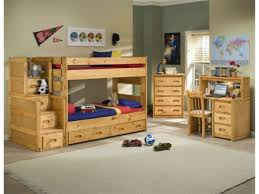 Bunk Beds And Desk 50 Modern Bunk Bed Ideas For Small Bedrooms