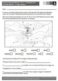 geography worksheets