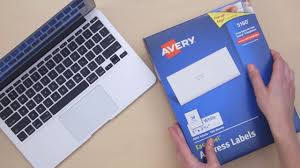 avery template 5160 free learn how upload your address list to create avery mailing labels