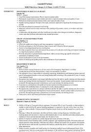 registered resume exles registered resume sles velvet