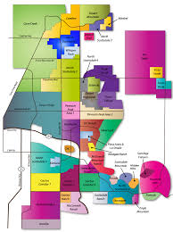 Arizona City Map by North Scottsdale Real Estate Map Of North Scottsdale Arizona