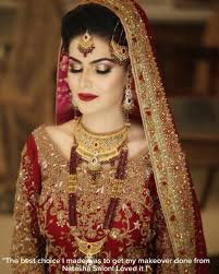 new bridal dresses pakistan fashion new bridal dresses collection and makeup ideas