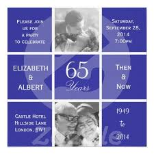 69 best 65th wedding anniversary ideas images on