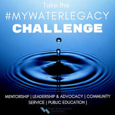 Challenge Water Drop Take Part In The Mywaterlegacy Challenge Wef News