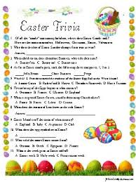 easter facts trivia easter trivia and facts is more than bunnies and eggs