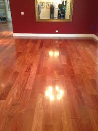jatoba wood floors with uv cured semi gloss finish kashian bros