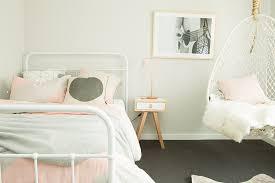 Teenage Room Scandinavian Style by Scandinavian Teenage Retreat Original Minted Interior Design