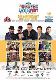 5th anniversary houston latin fest presented by houston latin fest