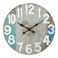 coastal and beach bottage clocks cottage furnishings coastal