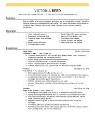 Exceptional Cover Letter Dining Room Assistant Cover Letter