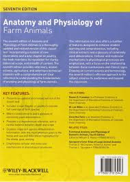 Anatomy And Physiology Apps Anatomy And Physiology Of Farm Animals Amazon Co Uk Rowen D
