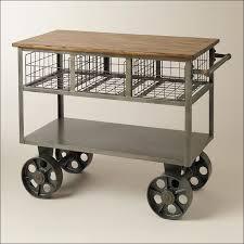 Mobile Kitchen Island Butcher Block Kitchen Microwave Cart With Storage Small Kitchen Island Cart