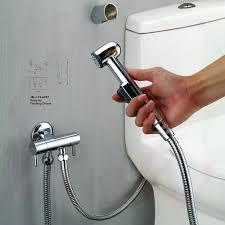 Luxe Bidet Mb110 Fresh Water Spray Toilet Water Spray Gun Education Photography Com