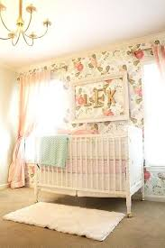 Vintage Nursery Decor Vintage Nursery Vintage Style Pink And Taupe Crib Bedding For A