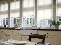 kitchen window blinds ideas blinds or curtains stunning window blinds and curtains ideas