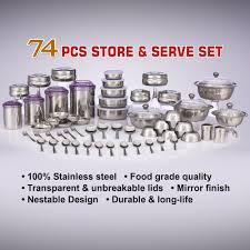 stainless steel kitchen canisters sets kitchen canister sets stainless steel home decoration