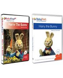 rabbit dvds harry the bunny dvds combo